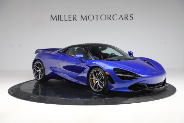 New 2020 McLaren 720S Spider Convertible for sale $364,090 at Maserati of Greenwich in Greenwich CT 06830 24