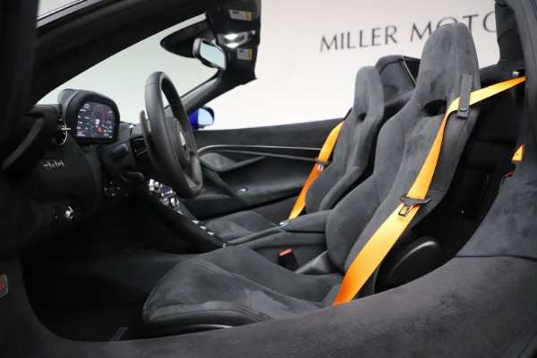 New 2020 McLaren 720S Spider Convertible for sale $364,090 at Maserati of Greenwich in Greenwich CT 06830 28