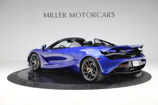New 2020 McLaren 720S Spider for sale Call for price at Maserati of Greenwich in Greenwich CT 06830 3