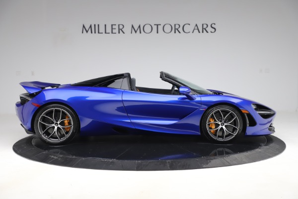 New 2020 McLaren 720S Spider Convertible for sale $364,090 at Maserati of Greenwich in Greenwich CT 06830 6