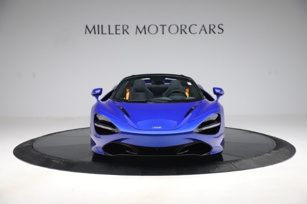New 2020 McLaren 720S Spider Convertible for sale $364,090 at Maserati of Greenwich in Greenwich CT 06830 8