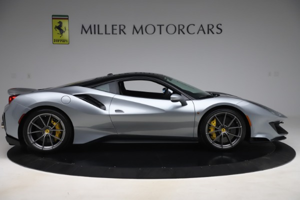 Used 2019 Ferrari 488 Pista for sale Sold at Maserati of Greenwich in Greenwich CT 06830 9