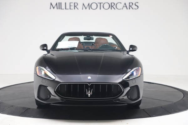 New 2019 Maserati GranTurismo Sport Convertible for sale $165,645 at Maserati of Greenwich in Greenwich CT 06830 12