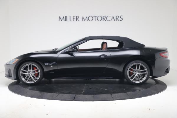 New 2019 Maserati GranTurismo Sport Convertible for sale $165,645 at Maserati of Greenwich in Greenwich CT 06830 14