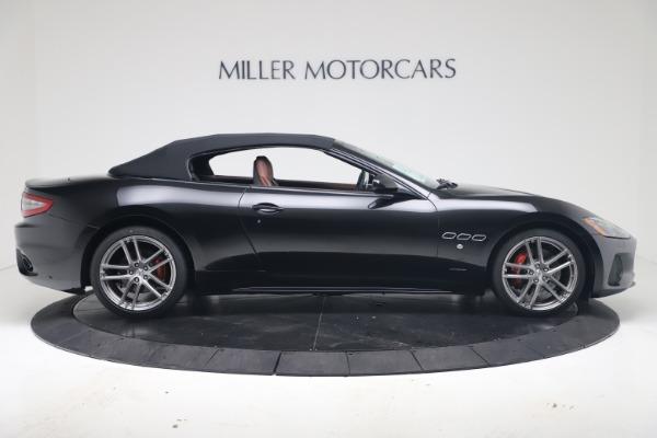 New 2019 Maserati GranTurismo Sport Convertible for sale $165,645 at Maserati of Greenwich in Greenwich CT 06830 17
