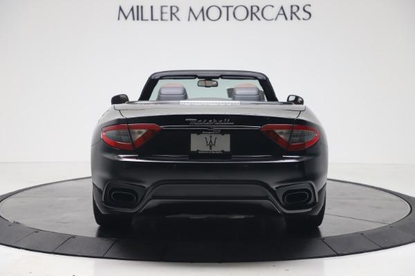 New 2019 Maserati GranTurismo Sport Convertible for sale $165,645 at Maserati of Greenwich in Greenwich CT 06830 6