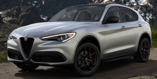 New 2019 Alfa Romeo Stelvio Ti Q4 for sale Call for price at Maserati of Greenwich in Greenwich CT 06830 1
