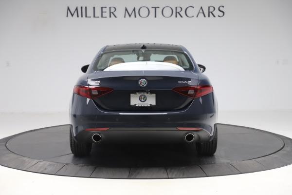 New 2019 Alfa Romeo Giulia Q4 for sale Sold at Maserati of Greenwich in Greenwich CT 06830 6
