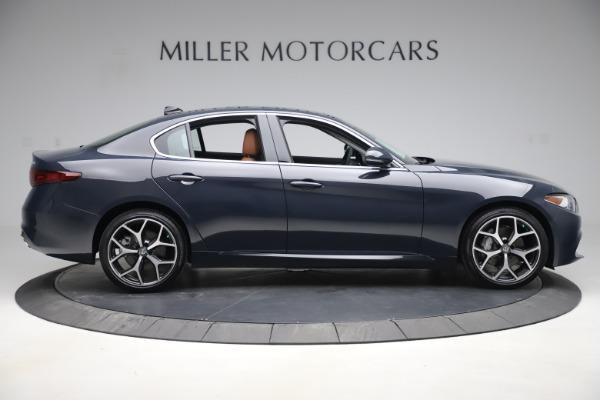 New 2019 Alfa Romeo Giulia Q4 for sale Sold at Maserati of Greenwich in Greenwich CT 06830 9