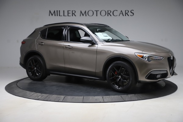 New 2019 Alfa Romeo Stelvio Q4 for sale Sold at Maserati of Greenwich in Greenwich CT 06830 10