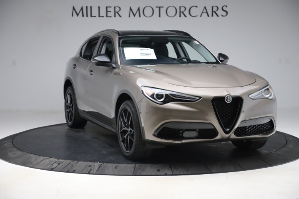New 2019 Alfa Romeo Stelvio Q4 for sale Sold at Maserati of Greenwich in Greenwich CT 06830 11