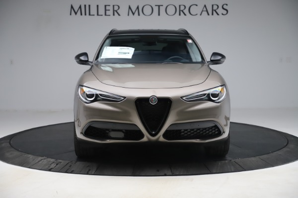 New 2019 Alfa Romeo Stelvio Q4 for sale Sold at Maserati of Greenwich in Greenwich CT 06830 12