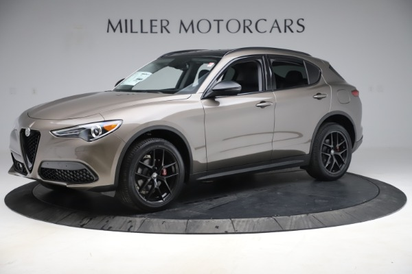 New 2019 Alfa Romeo Stelvio Q4 for sale Sold at Maserati of Greenwich in Greenwich CT 06830 2
