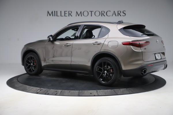 New 2019 Alfa Romeo Stelvio Q4 for sale Sold at Maserati of Greenwich in Greenwich CT 06830 4