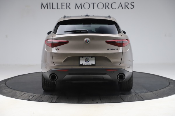 New 2019 Alfa Romeo Stelvio Q4 for sale Sold at Maserati of Greenwich in Greenwich CT 06830 6