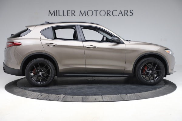 New 2019 Alfa Romeo Stelvio Q4 for sale Sold at Maserati of Greenwich in Greenwich CT 06830 9