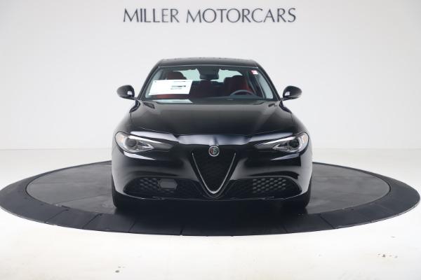 New 2019 Alfa Romeo Giulia Q4 for sale $42,640 at Maserati of Greenwich in Greenwich CT 06830 12