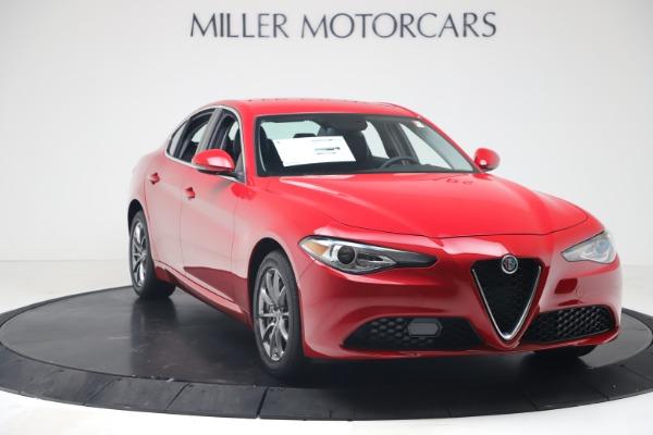 New 2019 Alfa Romeo Giulia Q4 for sale $42,640 at Maserati of Greenwich in Greenwich CT 06830 11