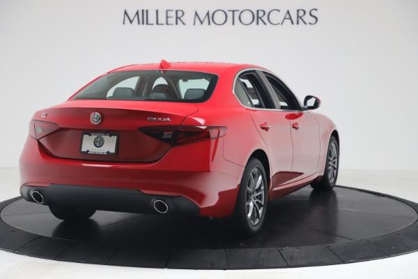New 2019 Alfa Romeo Giulia Q4 for sale $42,640 at Maserati of Greenwich in Greenwich CT 06830 7