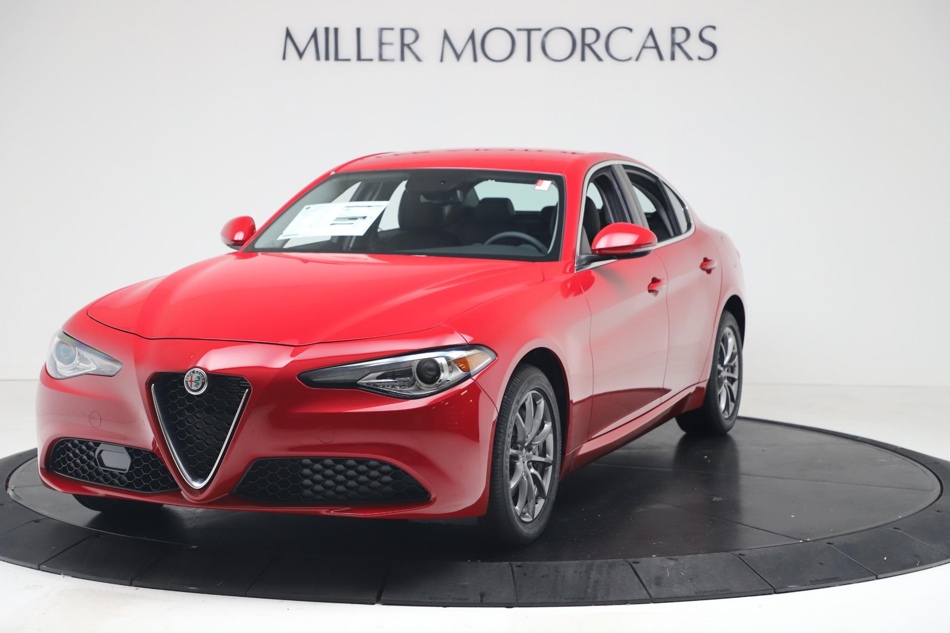 New 2019 Alfa Romeo Giulia Q4 for sale $42,640 at Maserati of Greenwich in Greenwich CT 06830 1