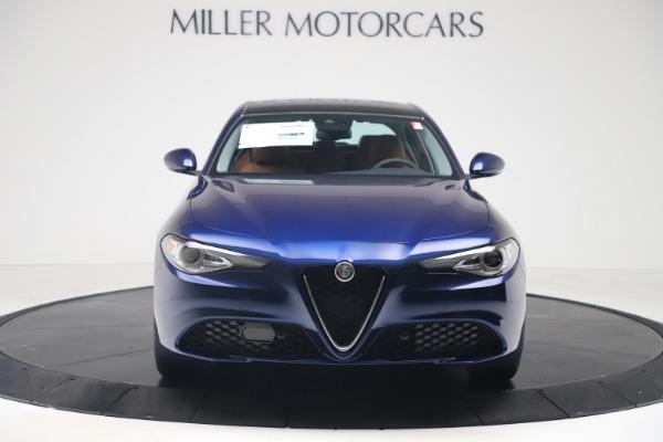 New 2019 Alfa Romeo Giulia Ti Lusso Q4 for sale Sold at Maserati of Greenwich in Greenwich CT 06830 12
