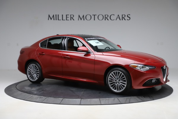 New 2019 Alfa Romeo Giulia Ti Lusso Q4 for sale $54,790 at Maserati of Greenwich in Greenwich CT 06830 10