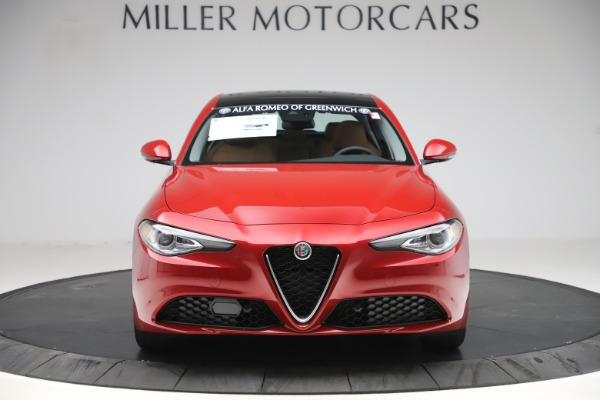 New 2019 Alfa Romeo Giulia Ti Lusso Q4 for sale $54,790 at Maserati of Greenwich in Greenwich CT 06830 12