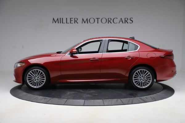 New 2019 Alfa Romeo Giulia Ti Lusso Q4 for sale $54,790 at Maserati of Greenwich in Greenwich CT 06830 3