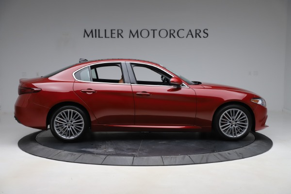 New 2019 Alfa Romeo Giulia Ti Lusso Q4 for sale $54,790 at Maserati of Greenwich in Greenwich CT 06830 9