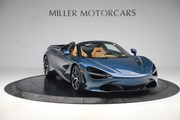 New 2020 McLaren 720S Spider Luxury for sale $380,835 at Maserati of Greenwich in Greenwich CT 06830 10