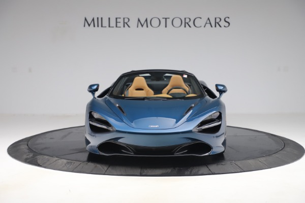 New 2020 McLaren 720S Spider Luxury for sale $380,835 at Maserati of Greenwich in Greenwich CT 06830 11