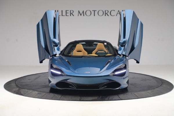 New 2020 McLaren 720S Spider Luxury for sale $380,835 at Maserati of Greenwich in Greenwich CT 06830 12