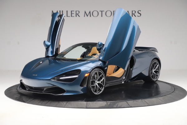 New 2020 McLaren 720S Spider Luxury for sale $380,835 at Maserati of Greenwich in Greenwich CT 06830 13