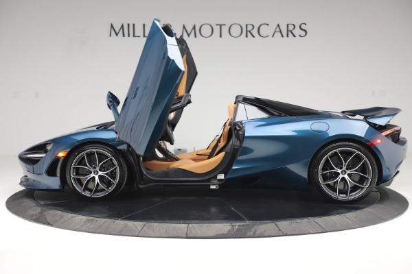 New 2020 McLaren 720S Spider Luxury for sale $380,835 at Maserati of Greenwich in Greenwich CT 06830 14
