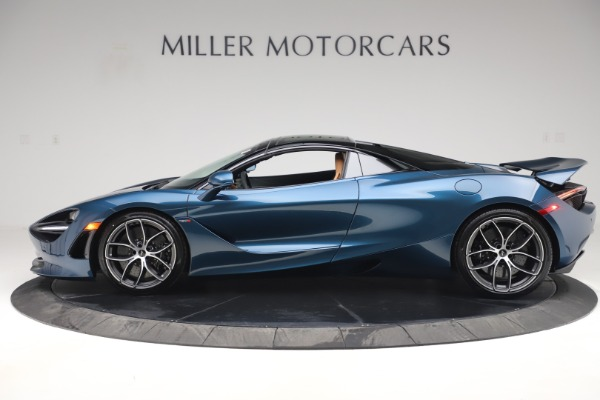 New 2020 McLaren 720S Spider Luxury for sale $380,835 at Maserati of Greenwich in Greenwich CT 06830 15