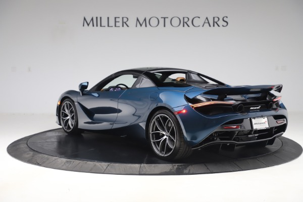 New 2020 McLaren 720S Spider Luxury for sale $380,835 at Maserati of Greenwich in Greenwich CT 06830 16