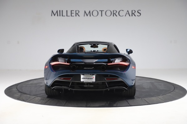 New 2020 McLaren 720S Spider Luxury for sale $380,835 at Maserati of Greenwich in Greenwich CT 06830 17