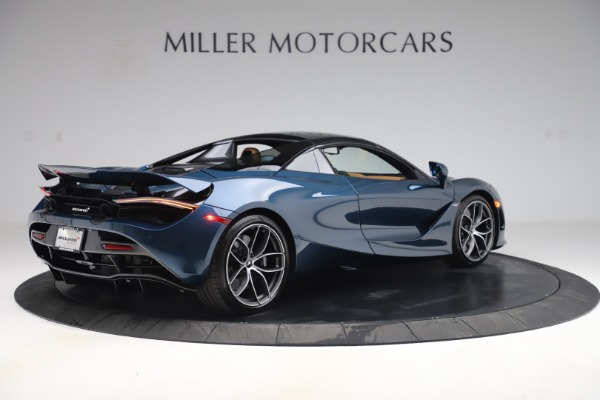 New 2020 McLaren 720S Spider Luxury for sale $380,835 at Maserati of Greenwich in Greenwich CT 06830 18
