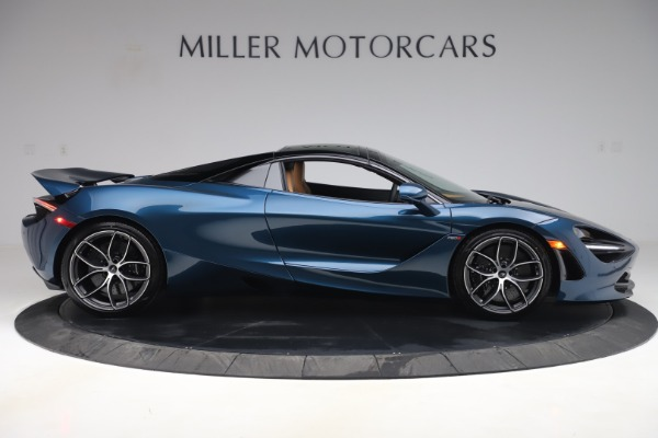 New 2020 McLaren 720S Spider Luxury for sale $380,835 at Maserati of Greenwich in Greenwich CT 06830 19