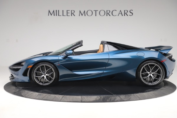 New 2020 McLaren 720S Spider Luxury for sale $380,835 at Maserati of Greenwich in Greenwich CT 06830 2