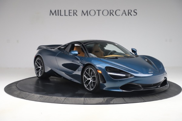 New 2020 McLaren 720S Spider Luxury for sale $380,835 at Maserati of Greenwich in Greenwich CT 06830 20