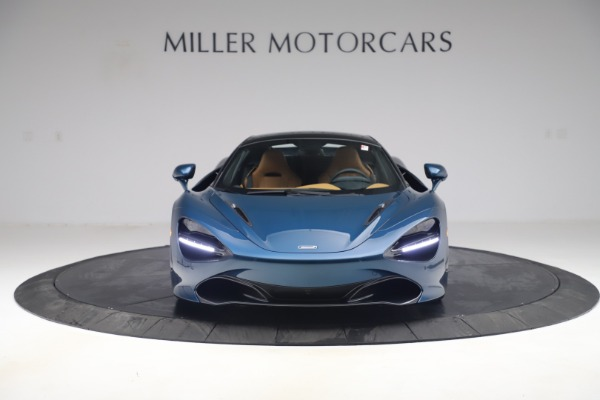 New 2020 McLaren 720S Spider Luxury for sale $380,835 at Maserati of Greenwich in Greenwich CT 06830 21