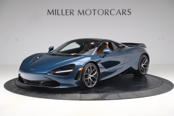 New 2020 McLaren 720S Spider Luxury for sale $380,835 at Maserati of Greenwich in Greenwich CT 06830 22