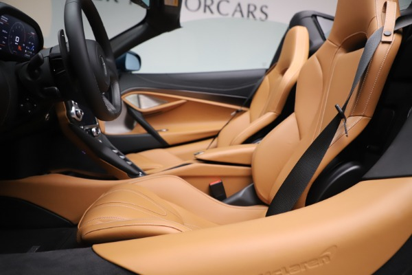 New 2020 McLaren 720S Spider Luxury for sale $380,835 at Maserati of Greenwich in Greenwich CT 06830 26