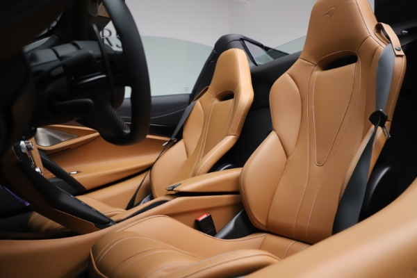 New 2020 McLaren 720S Spider Luxury for sale $380,835 at Maserati of Greenwich in Greenwich CT 06830 27