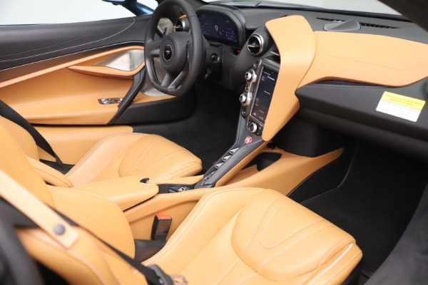 New 2020 McLaren 720S Spider Luxury for sale $380,835 at Maserati of Greenwich in Greenwich CT 06830 28
