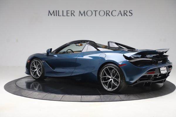 New 2020 McLaren 720S Spider Luxury for sale $380,835 at Maserati of Greenwich in Greenwich CT 06830 3