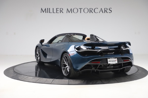New 2020 McLaren 720S Spider Luxury for sale $380,835 at Maserati of Greenwich in Greenwich CT 06830 4