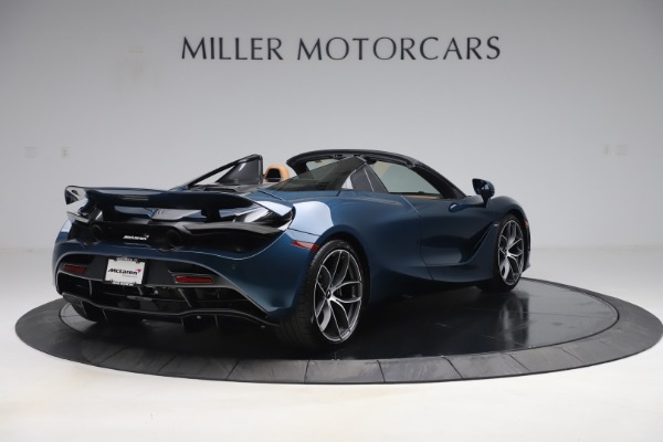 New 2020 McLaren 720S Spider Luxury for sale $380,835 at Maserati of Greenwich in Greenwich CT 06830 6