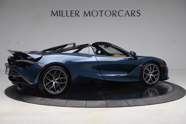 New 2020 McLaren 720S Spider Luxury for sale $380,835 at Maserati of Greenwich in Greenwich CT 06830 7